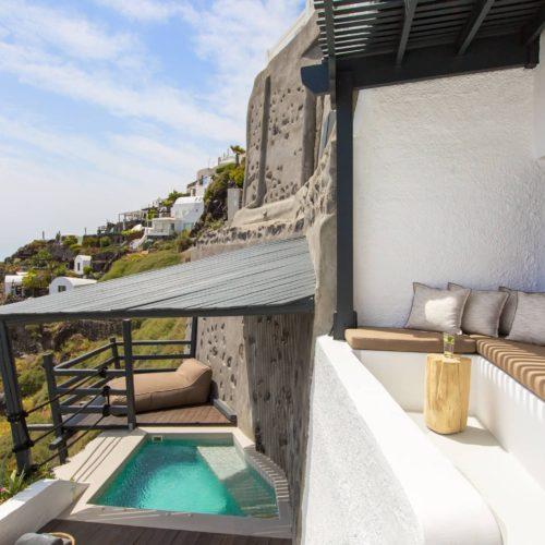 Honeymoon Petra Suites Nest 16