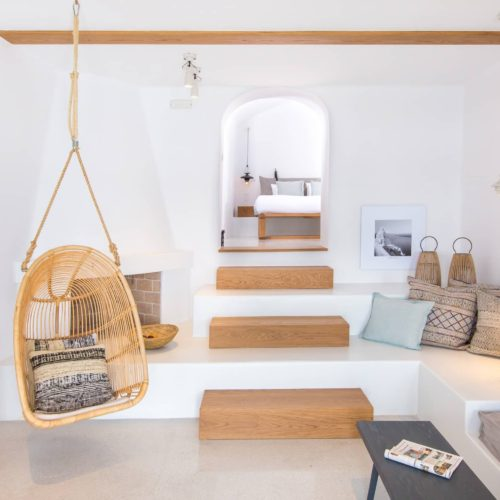 Honeymoon Petra Suites Nest 20