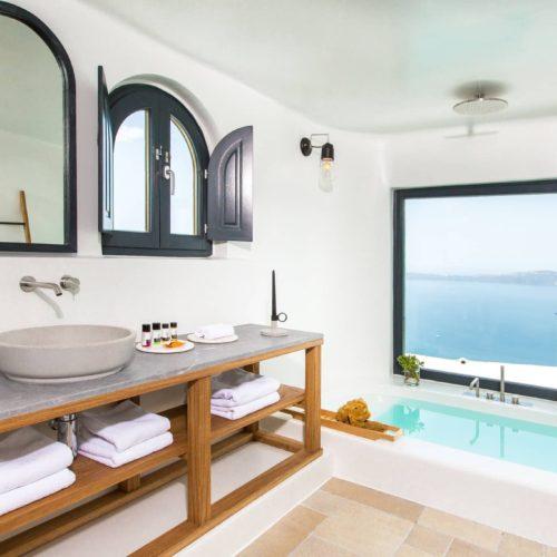 Honeymoon Petra Suites Nest 7